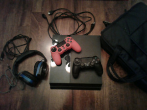 PLAYSTATION 4 Plus More