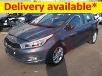 2015 Kia Cee'd 2 Ecodynamics 1.6 DAMAGED REPAIRABLE SALVAGE