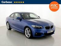 2016 BMW 2 SERIES 218i M Sport 2dr