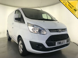 2016 FORD TRANSIT CUSTOM 290 LTD E-TECH DIESEL PARKING SENSORS 1 OWNER