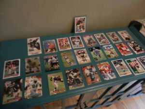 NFL Rookie Cards Only Stars, Hall of Famers Lot of 50