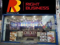 CHICKEN SHOP FOR QUICK SALE