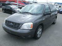 2005 Ford Freestar Low Kms Excellent Condition Runs Great