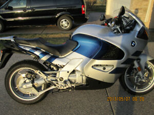 BMW K-1200RS Motorcycle - Mint Condition