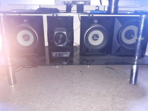 Sony blue tooth stereo and sub