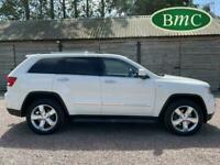 2012 Jeep Grand Cherokee 3.0 CRD Overland 4WD 5dr SUV Diesel Automatic