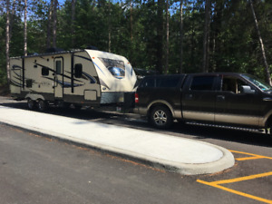 2015 Sunset Trail Trailer and 2006 Ford 150 Lariat