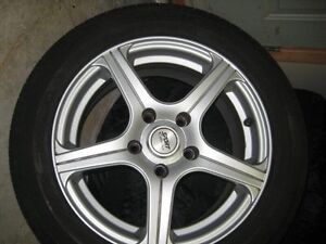 205/55/16 High Performance Mags+Tires Michline energy $320