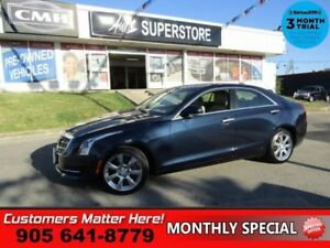 2015 Cadillac ATS 2.0 Turbo Luxury  AWD NAV ROOF CAM HS 2XP/SEAT