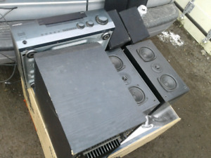 OLDER *KENWOOD POWERED SUB-WOOFER WITHOUT SYSTEM (*also avail.*)