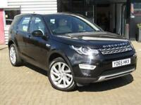2015 LAND ROVER DISCOVERY SPORT 2.0 TD4 180 HSE Luxury 5dr Auto