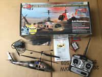 RC helicopter twister hawk 2.4