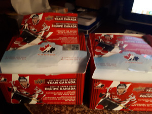 2017-18 UD Canadian Tire Hockey Cards