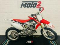 2013 HONDA CRF 450 MOTOCROSS BIKE * IN GOOD ALL ROUND CONDITION* KXF CRF RMZ SXF