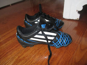 Adidas Boys Soccer Cleats Size 12 1/2