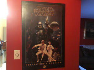 Star Wars collector edition