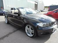 BMW 118 2.0 2009MY i M Sport convertible