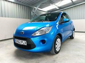 2012 Ford KA 1.2 Edge 3dr [Start Stop] HATCHBACK Petrol Manual