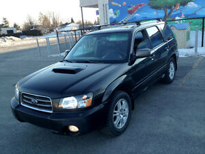 SUBARU FORESTER XT 2.5 TURBO AWD
