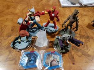 Disney infinity marvel set.