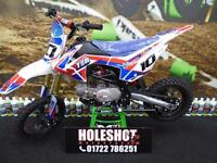 10TEN 125R small wheel Pit bike mini bike motocross finance available