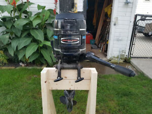 20 hp outboard