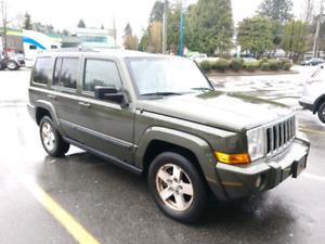 2008 Jeep Commander V6 - 7 Passenger - 4wd