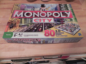 Monopoly City / Trivial Pursuit Pop Culture 2