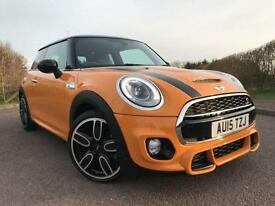 2015 Mini Hatchback 2.0 JOHN COOPER WORKS COOPER S D 3dr Turbo Diesel £9k Wo...