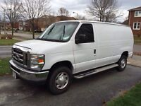 FORD E250 CARGO VAN - MINT CONDITION !!!!