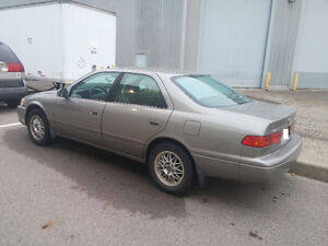 Toyota Camry 2001, very good condition