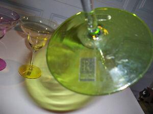 DESSERT/DRINK GLASSES Stratford Kitchener Area image 2