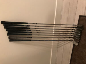Ram Golf Irons- Right Handed