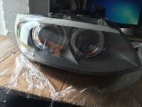 Bmw 3 series coupe right hand side headlight