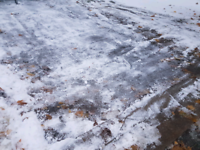 Driveway Snow Renoval (pond mills/Cleveland area)