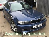 2005 (05) BMW 318Ci Sport