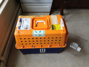 Animal/pet crate in good condition for sale