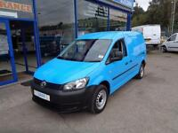 2011 VOLKSWAGEN CADDY MAXI C20 TDI - EX BRITISH - 1 OWNER - FSH - AIR CON VAN D