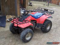 Old 250-400 quad or dirt bike