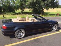 2003 BMW 318ci CONVERTIBLE M3 REPLICA