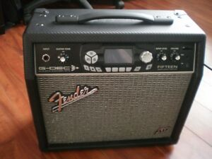 Fender G Dec Fifteen