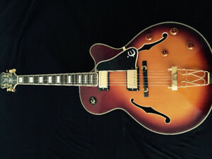 Joe Pass Archtop Guitar