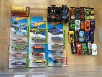 BRAND NEW & Loose Hot Wheels Collection