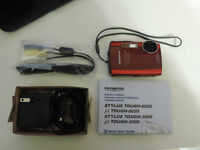 Olympus Waterproof/Shockproof Camera (Stylus Tough-3000)