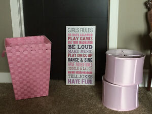 Decor for girls bedroom