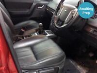 2013 LAND ROVER FREELANDER 2.2 TD4 XS 5dr SUV 5 Seats