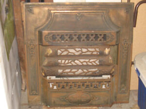 Vintage Electric Fireplace