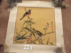 Chinese Art, Calligraphy & Small Sculpture