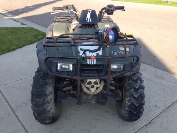 Used 2002 Honda FourTrax TRX 350