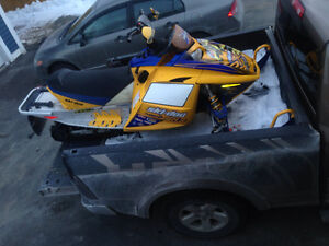 Revs sleds being parted out 2003-07 call 709-597-5150 lots parts St. John's Newfoundland image 10